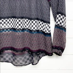 Maurices Tops - 🖤4/$25🖤 Maurices Sheer Lace Detailed Top